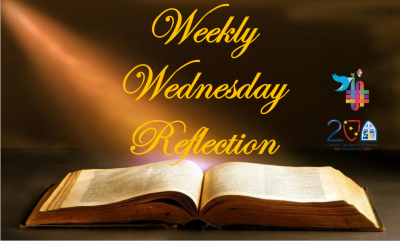 Spiritual Reflections on Wednesday by Deacon Charles Williams
