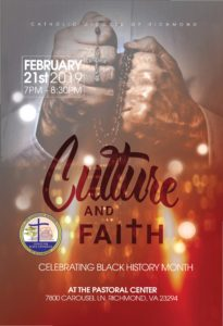 Culture and Faith @ Pastoral Center | Richmond | Virginia | United States