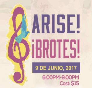 Arise! / ¡Brotes! @ St. John's Catholic Church  | Highland Springs | Virginia | United States
