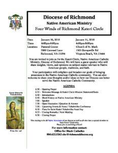 Kateri Circle @ Pastoral Center   Richmond   Virginia   United States