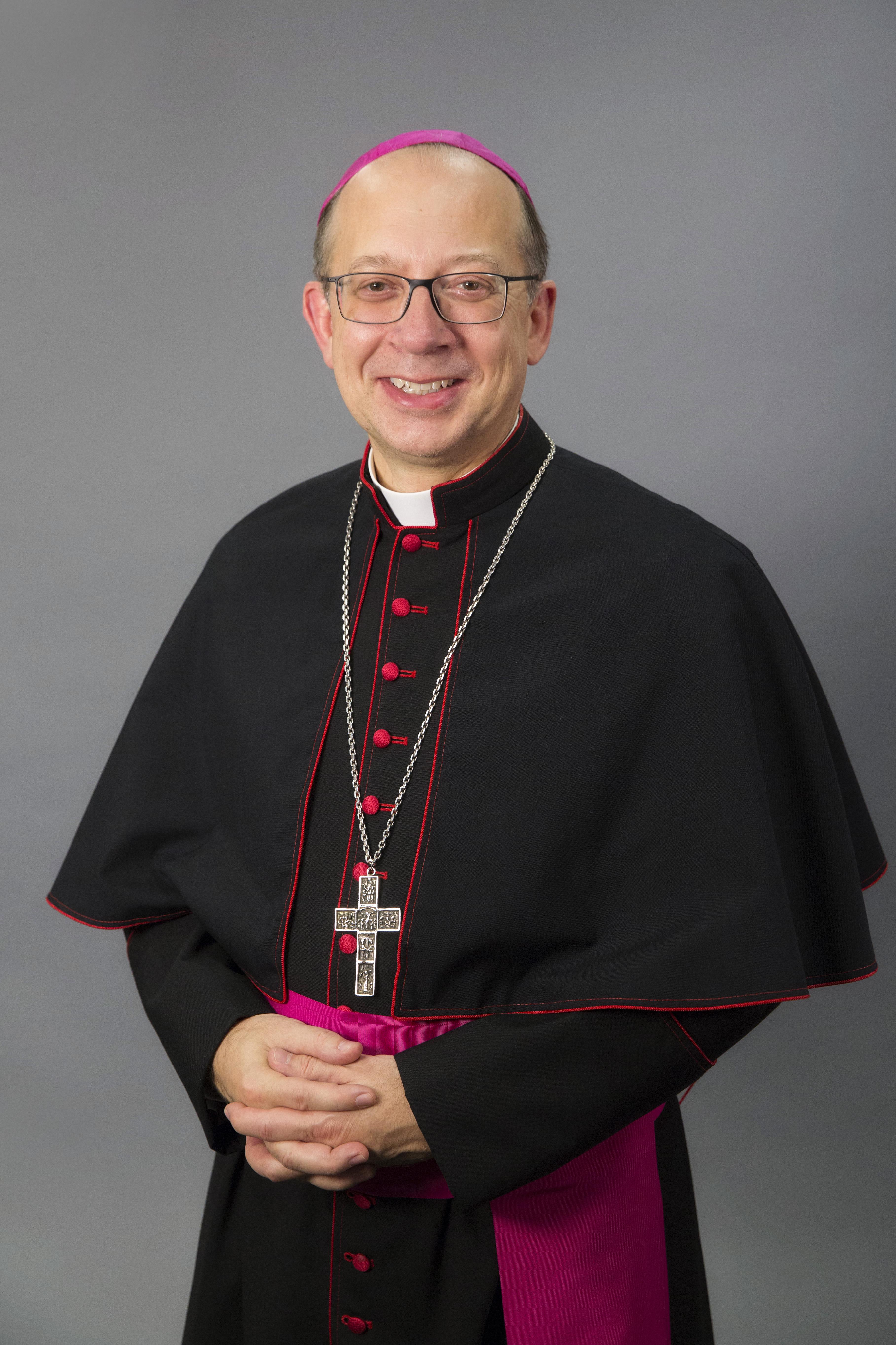 bishop designate barry c knestout