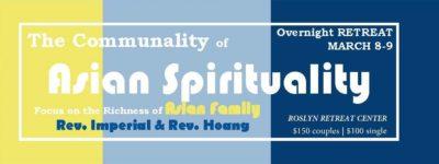 Spiritual Retreat @ Roslyn Retreat Center