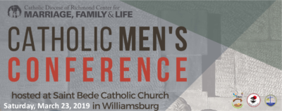 Men's Conference @ St. Bede Catholic Church