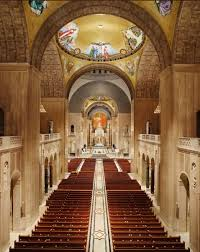 Diocesan Pilgrimage led by Bishop Knestout @ Basilica of the National Shrine of the Immaculate Conception