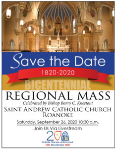 Bicentennial Regional Mass @ St. Andrew Catholic Church